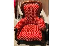 Collectors vintage chair child's size