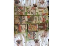 Xbox 360 games age 3+ £1 each open to offers