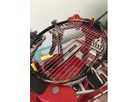 Restringing service for badminton rackets - East London