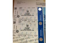 2 Elbow tickets Bomus Arena, Hull