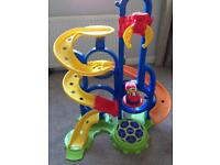 OBall Go Grippers Bounce 'n' Zoom Speedway Playset
