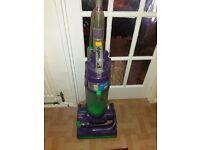Dyson purple/green Hoover