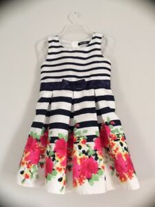Assorted girl's dresses size 6-7