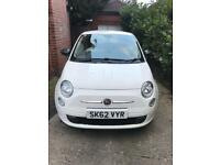 2012 Fiat 500 POP RHD, ONE LADY OWNER from NEW in great condition. BARGAIN!!!