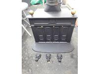 Regency stovax multi fuel stove