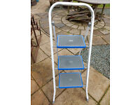 Houshold small folding step ladder