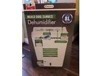 Meaco DD8L Zambezi dehumidifier