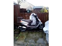 For sale my grandsons moped