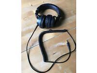 Audio Technica ATH-PRO500MK2- BK