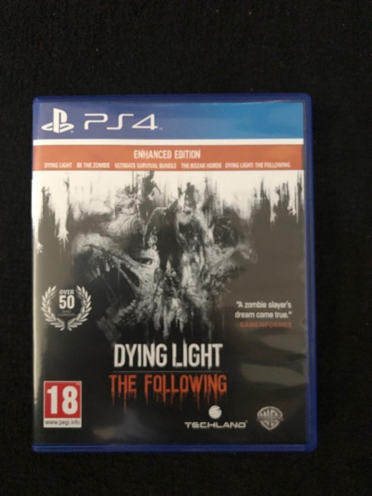 Dying Light PS4 | in Ashton-under-Lyne, Manchester | Gumtree