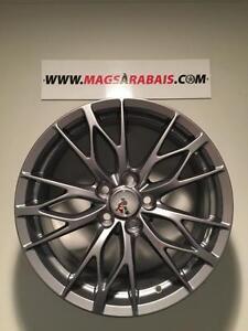 Mags Lexus 18 pouces + pneus HIVER 2 SUCCUSALES : QUÉBEC / LAVAL