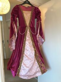 "Girls ""Princess"" dress for sale"