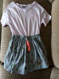 Girl's clothing bundle age 5-6