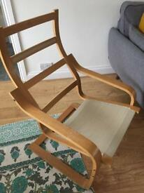 Ikea Poang Chair Frame