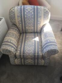 Bedroom easy chair for sale.