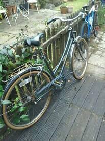Bicycle ladies