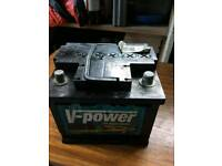 Car battery for sale corsa c and pretty much all small cars
