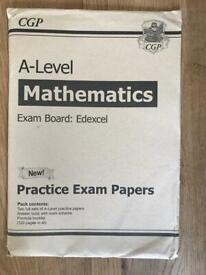 A Level Maths Revision Guides Bundle BRAND NEW