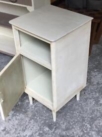 Bedside cabinet retro