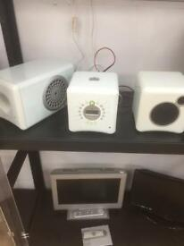 Ministry Of Sound CD Player With Full Speaker Set