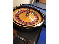 Rolette table (casino size)