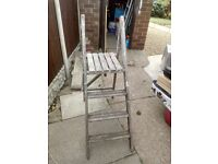 Small step ladders,