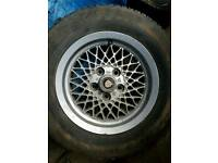 Jaguar xjs alloys