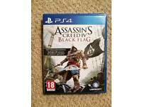 PS4 Assassins Crees IV Black Flag