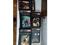 Marvel graphic novels (collectable)
