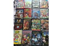 Job lot of children's DVD's for sale