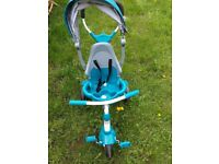 Little tikes blue bike