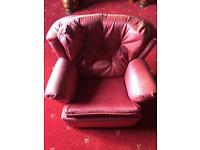 Children's armchair