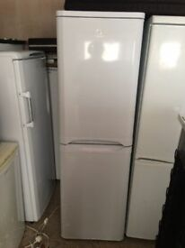 **INDESIT**FRIDGE FREEZER**A+ RATED**COLLECT\DELIVERY**ONLY £99**NO OFFERS**MORE AVAILABLE**