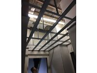 Anotec Suspended Ceiling Systems.