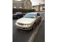 Rover 75 car cheap run around