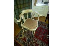Versatile Oak Victorian Corner Chair