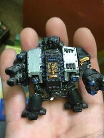 Warhammer 40k metal dreadnought