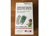 TENS Dual Channel Digital Pain Reliever
