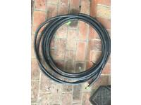 Armoured cable 16mm approx 14 meters