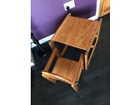 Toddler/ child's table & chair