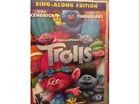 Trolls Special Edition HD Digital[DVD] sealed brand new