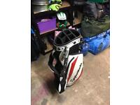 Taylor made r9 golf carry bag