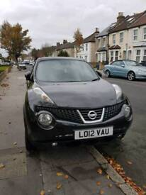Nissan juke 1.6 a.c sport for sell