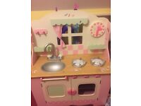 Role Play Kitchen (ELC) Pink