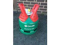 Full Patio Gas Bottle, brand new refill 5kg