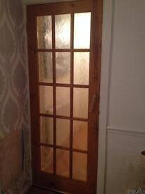 Door Wanted..., like this one in pine