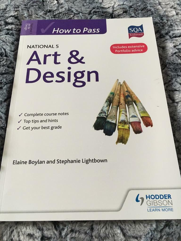 Art & Design How to Pass National 5