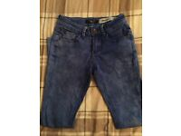 Girls Newlook jeans age 11