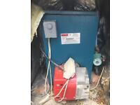 Warmflow Bluebird 70/90 oil boiler