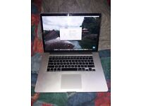 MacBook Pro 15 inch Mid 2014 2.5GHz i7 16GB Ram 512GB Flash Storage